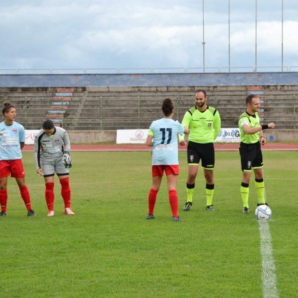 LA VIS CIVITANOVA CADE CONTRO LA CORAZZATA VENEZIA FC